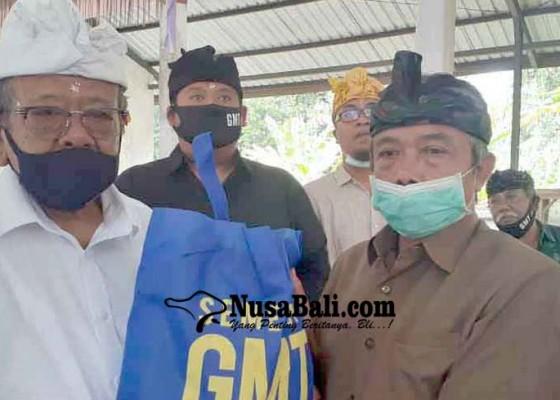 Nusabali.com - gmt-salurkan-3043-ton-beras-di-74-dadia-dan-12-desa