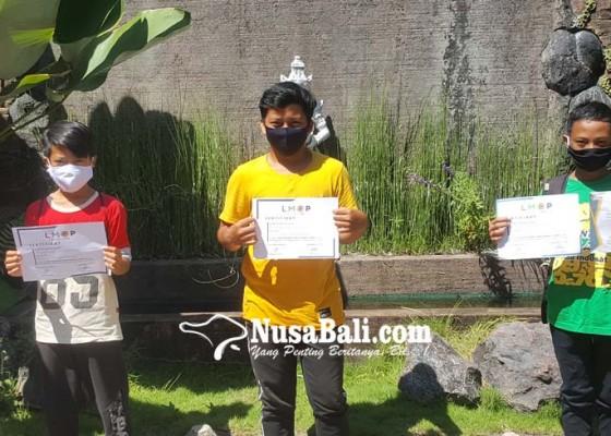 Nusabali.com - siswa-smpn-4-singaraja-borong-medali-lomba-matematika-online-pandemi