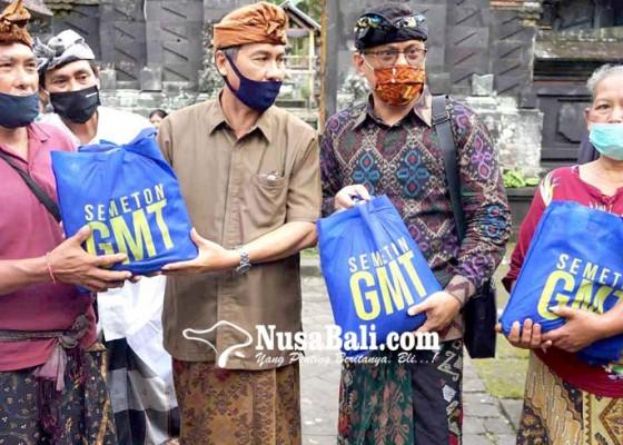 Nusabali.com - gmt-bantu-26-dadia-sebanyak-134-ton-beras