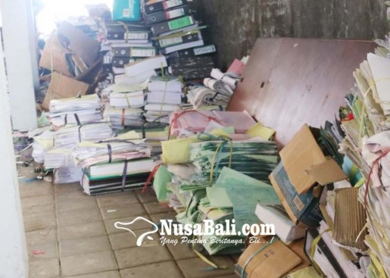 Nusabali.com - puluhan-ribu-arsip-dimusnahkan