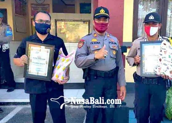 Nusabali.com - polsek-kubu-raih-4-gelar-juara-di-hut-bhayangkara