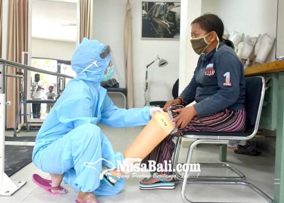 Nusabali.com - sempat-vakum-yayasan-puspadi-bali-produksi-170-alat-bantu-disabilitas-selama-pandemi