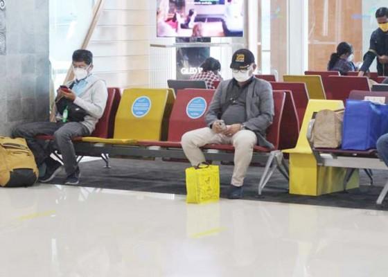 Nusabali.com - per-juni-pergerakan-pesawat-dan-penumpang-di-bandara-mulai-meningkat