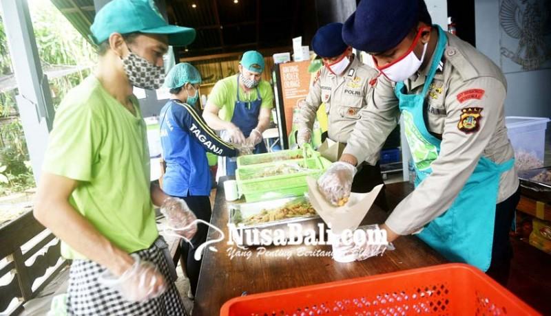 www.nusabali.com-pemkot-inisiasi-tiga-dapur-umum-dari-csr