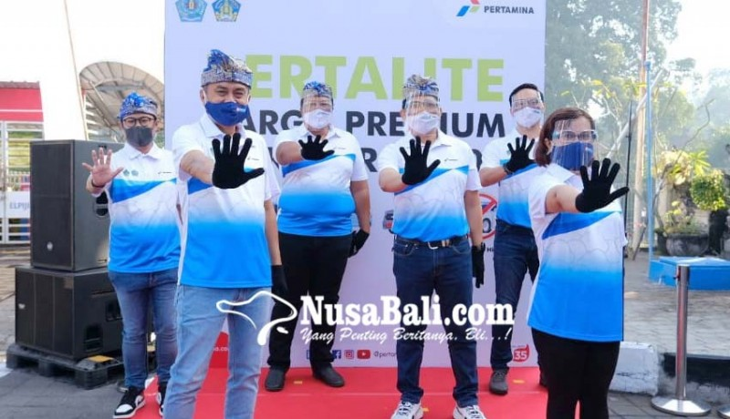 www.nusabali.com-pertamina-luncurkan-langit-biru