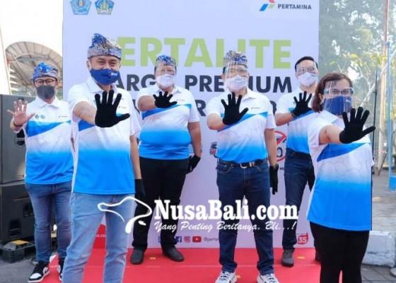 Nusabali.com - pertamina-luncurkan-langit-biru