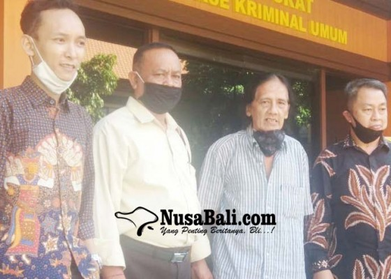 Nusabali.com - bantah-tuduhan-serahkan-bukti-pembelian-tanah