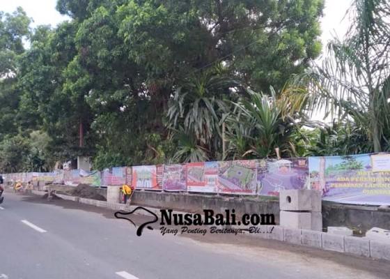 Nusabali.com - warga-soroti-dinding-plastik-proyek
