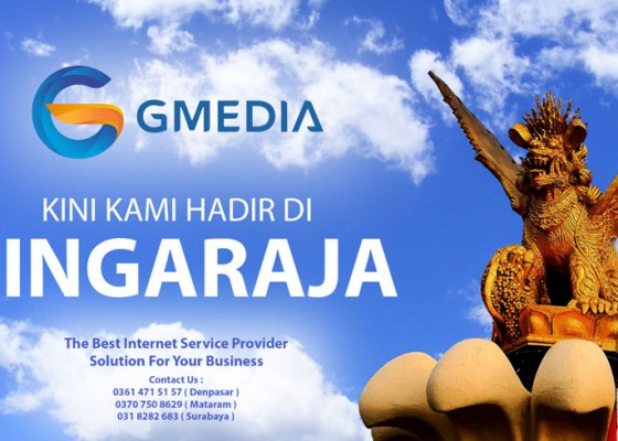 Nusabali.com - gmedia-kini-hadir-di-singaraja