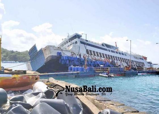 Nusabali.com - tim-evakuasi-gagal-sejajarkan-posisi-kapal