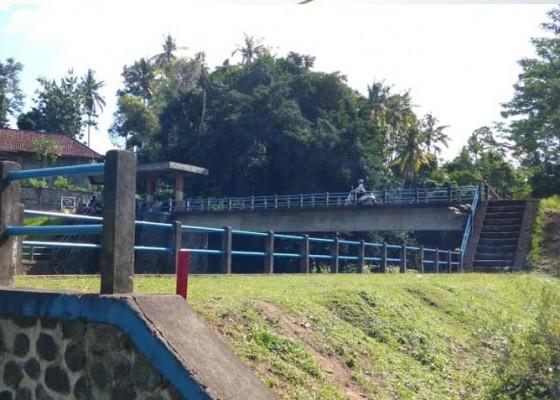 Nusabali.com - jembatan-siangan-pejeng-kelod-telan-rp-11-m