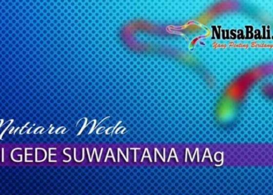 Nusabali.com - mutiara-weda-teori-api