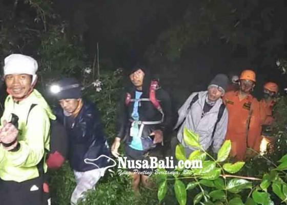 Nusabali.com - ditemukan-di-tepi-jurang-evakuasi-tuntas-setelah-11-jam