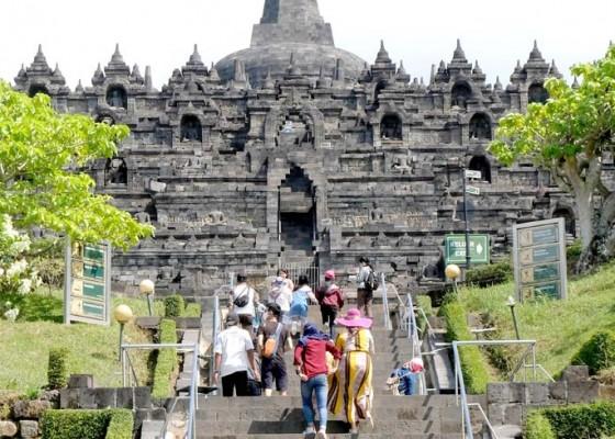 Nusabali.com - wisata-borobudur-dibuka-lagi