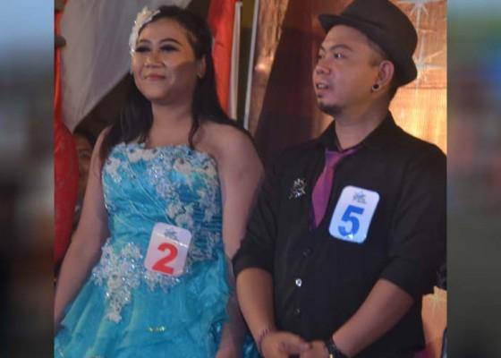 Nusabali.com - utari-dan-andre-juarai-bintang-radio-buleleng