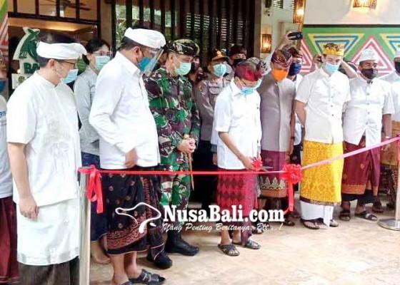 Nusabali.com - gubernur-koster-tinjau-kesiapan-bali-safari