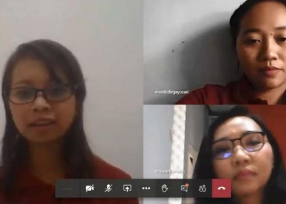 Nusabali.com - stiki-indonesia-latih-guru-siapkan-pembelajaran-daring