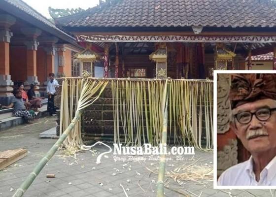 Nusabali.com - eks-karo-humas-provinsi-bali-meninggal-mendadak
