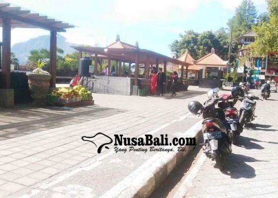 Nusabali.com - pengunjung-kintamani-tanpa-suket-rapid-test