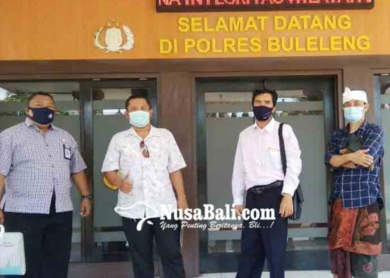 Nusabali.com - buntut-ngaben-sudaji-kapolres-buleleng-dilaporkan-ke-komnas-ham-hingga-kapolri