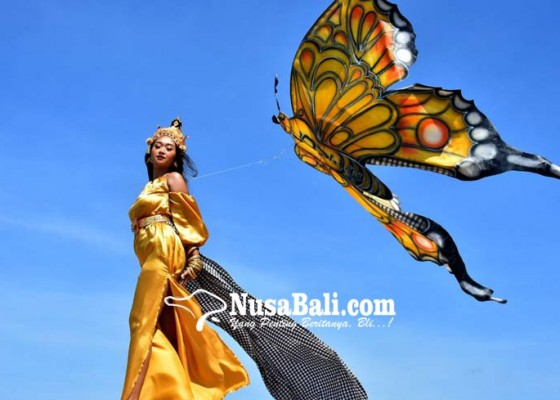 Nusabali.com - dimeriahkan-fashion-show-layangan