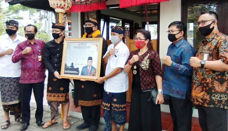www.nusabali.com-bawaslu-badung-bangun-pojok-pengawasan-pemilu