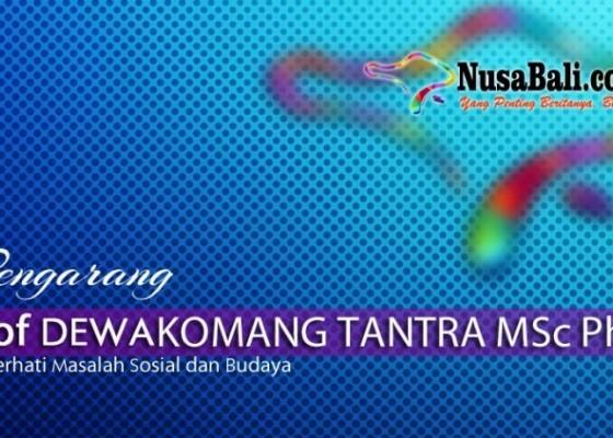 Nusabali.com - dekonstruksi-ritual-pecaruan-perlukah