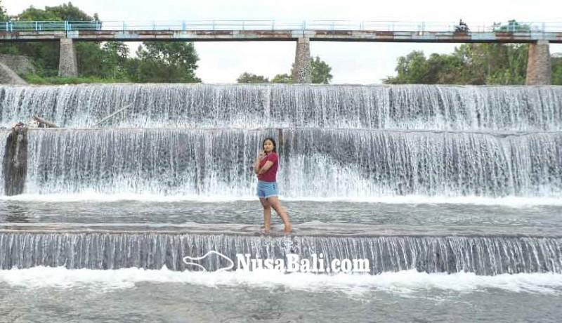 www.nusabali.com-dam-tangkas-jadi-tempat-selfie