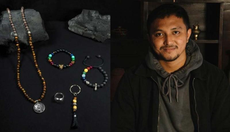 www.nusabali.com-kadek-yahya-memperkenalkan-gelang-nusantara-ke-dunia