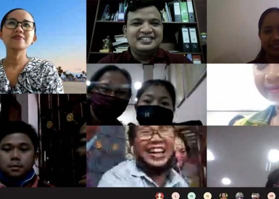 Nusabali.com - stiki-gelar-pelatihan-pembuatan-video-pembelajaran