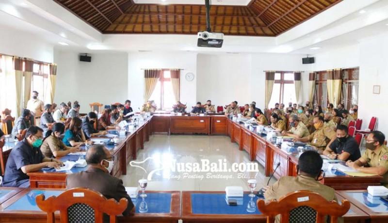 www.nusabali.com-dprd-buleleng-soroti-rendahnya-serapan-anggaran-opd