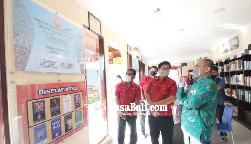 www.nusabali.com-perpustakaan-sabha-widya-sradha-ikuti-lomba-tingkat-nasional