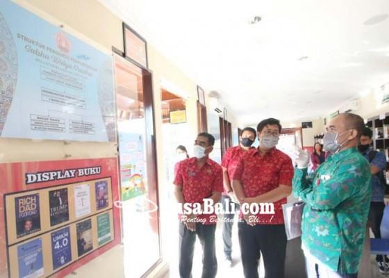 Nusabali.com - perpustakaan-sabha-widya-sradha-ikuti-lomba-tingkat-nasional