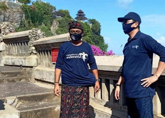 Nusabali.com - lolos-verifikasi-objek-wisata-pecatu-ditinjau-kemenparekraf