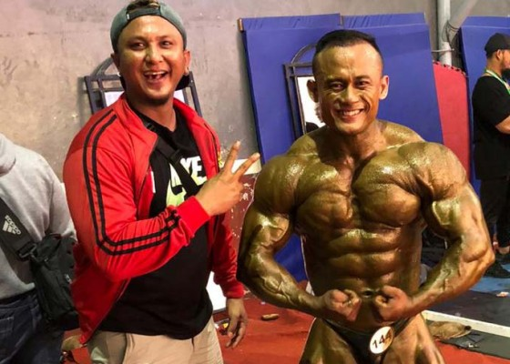 Nusabali.com - atlet-binaraga-bali-nempel-di-program-puslag-gianyar