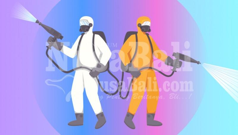 www.nusabali.com-pasar-kidul-ditutup-pmi-semprotkan-disinfektan