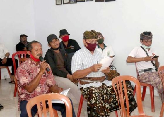 Nusabali.com - desa-adat-kota-tabanan-soroti-pedagang-yang-berjualan-dini-hari