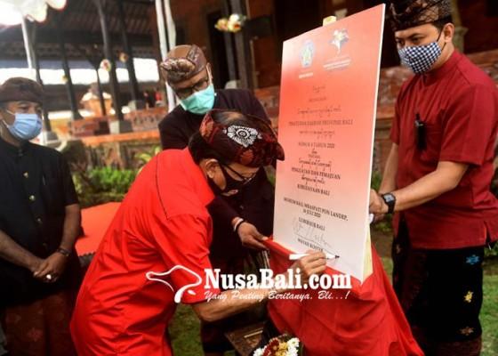 Nusabali.com - benteng-bali-menuju-pusat-peradaban-dunia