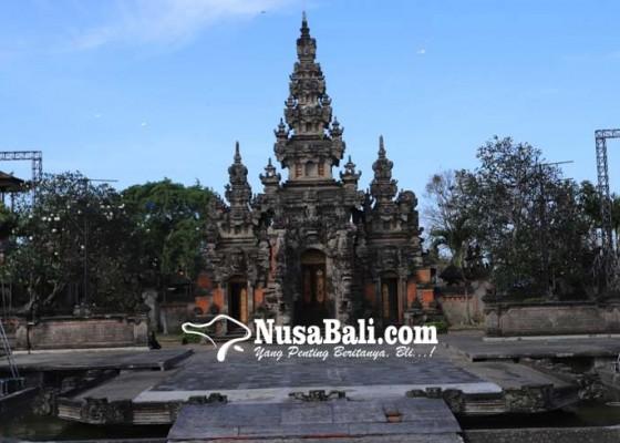 Nusabali.com - taman-budaya-dibuka-secara-terbatas