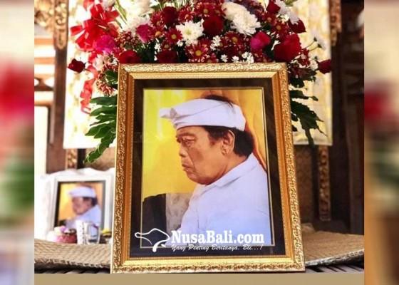 Nusabali.com - maestro-pelukis-batuan-wayan-bendi-berpulang