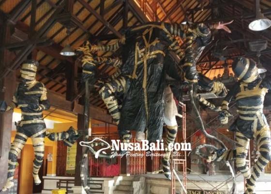 Nusabali.com - antusiasme-para-pemuda-stt-menyambut-lomba-ogoh-ogoh
