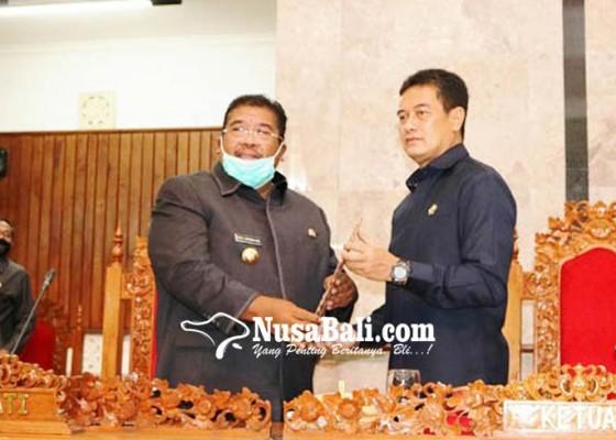 Nusabali.com - dewan-ajak-buleleng-kejar-wtp-tanpa-catatan