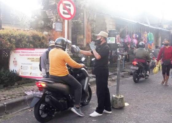 Nusabali.com - lima-pedagang-dilarang-berjualan-di-pasar-kidul