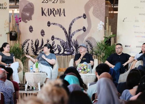 Nusabali.com - ubud-writers-readers-festival-2020-ditunda-hingga-pemberitahuan-lebih-lanjut