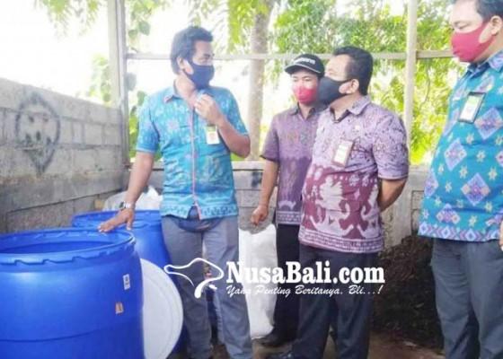 Nusabali.com - dlh-buleleng-kampanye-pengolahan-sampah-organik-menjadi-eco-enzim