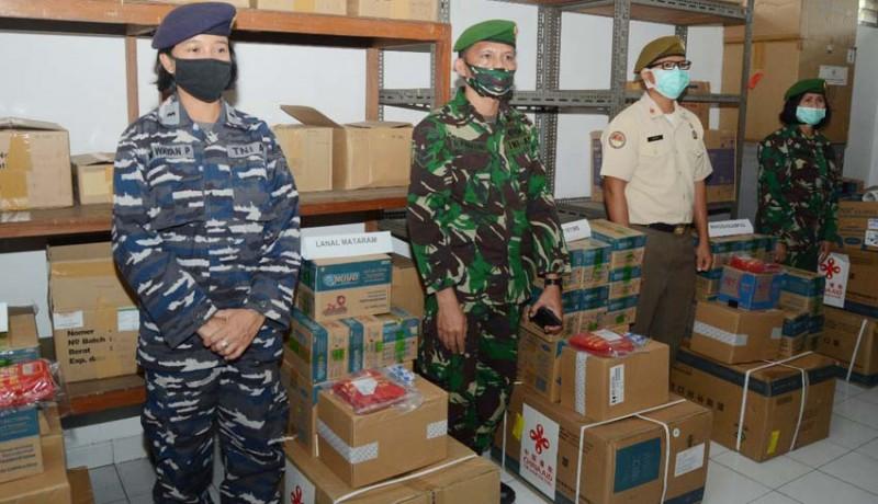 www.nusabali.com-kodam-ixudayana-bagikan-alkes-bantuan-mabes