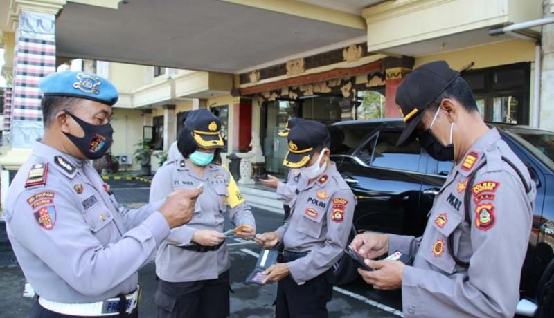 www.nusabali.com-jelang-operasi-patuh-lempuyang-propam-polres-badung-tegakkan-disiplin-anggota