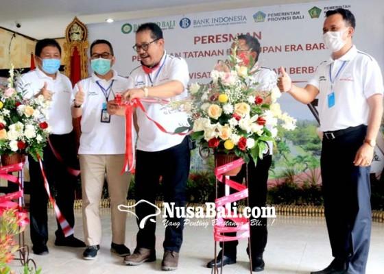 Nusabali.com - wakil-gubernur-cok-ace-launching-desa-wisata-blimbingsari-berbasis-digital