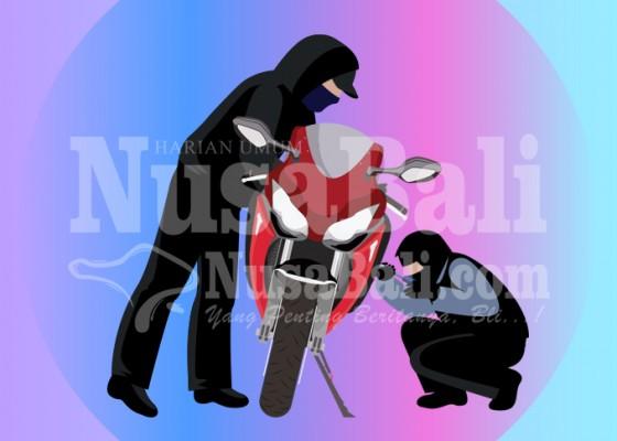 Nusabali.com - karyawan-bakmi-gasak-motor-uang-dan-hp