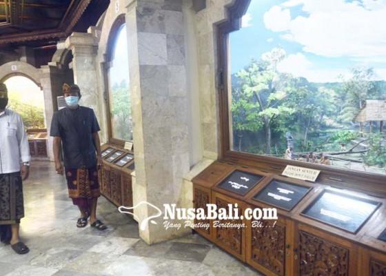 Nusabali.com - kunjungan-ke-monumen-bajra-sandhi-masih-sepi